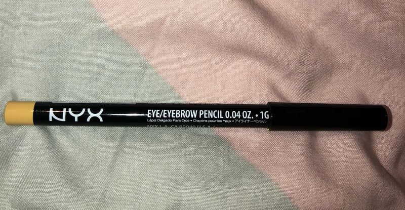 NYX YELLOW EYE & BROW
