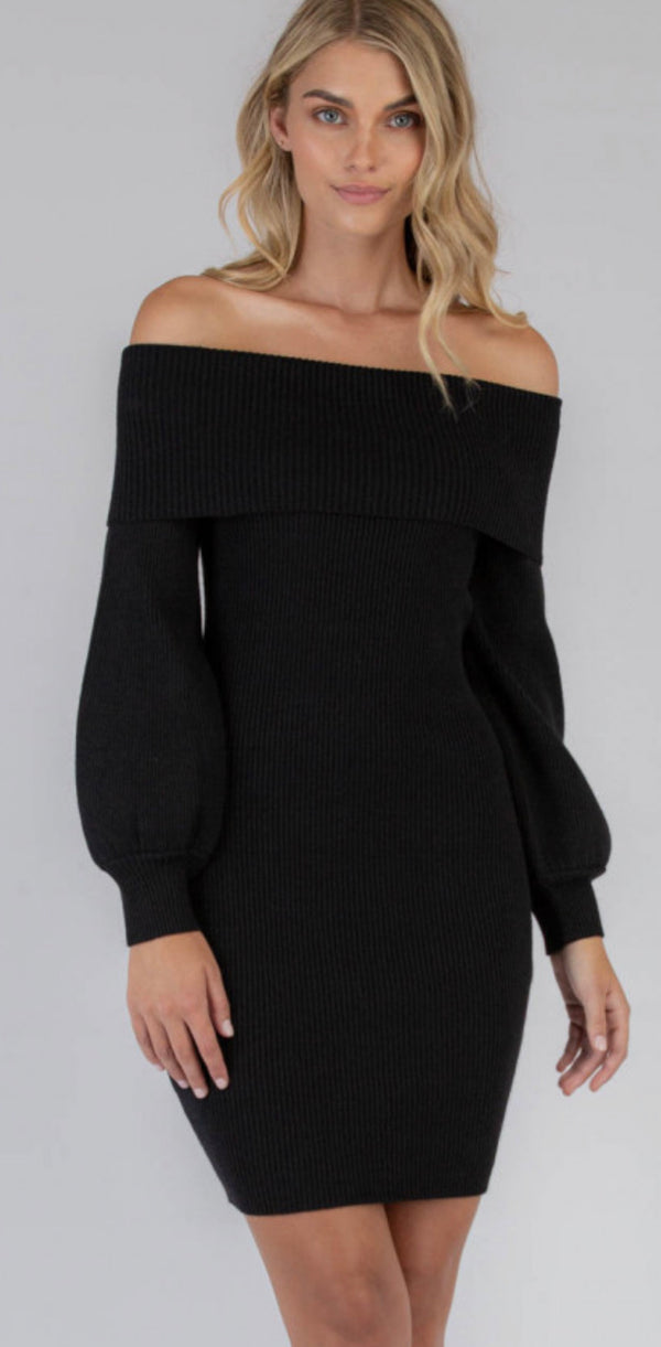 CHLOE KNIT DRESS