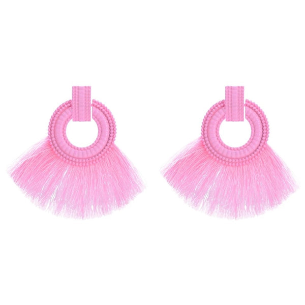 FAIRY FLOSS EARRINGS