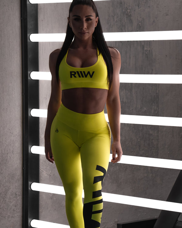NEONUDE SCRUNCH BUM LEGGINGS RYDERWEAR