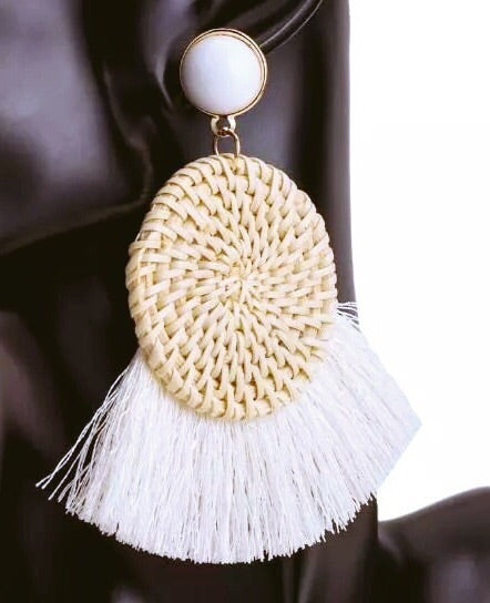 DREAM TASSEL EARRINGS