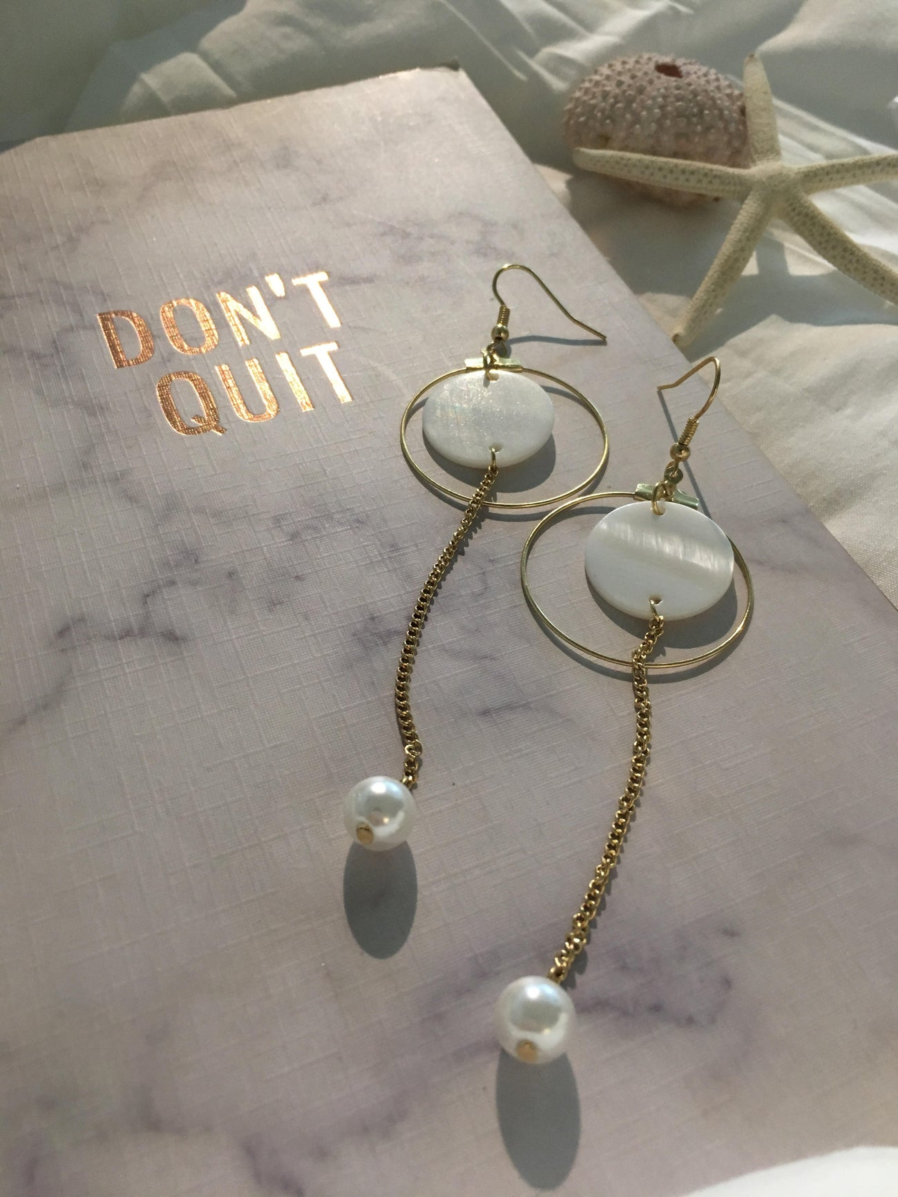 Pearly Pair EarRing