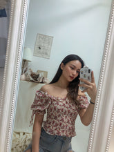 CNY GINA FLORAL TOP