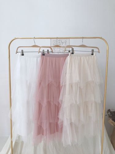 HIGH-WAIST FAIRY SKIRT
