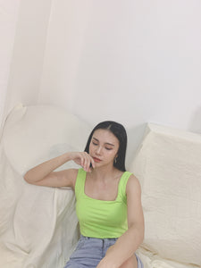DOLI EVERYDAY BASIC NEON GREEN #UQMADE (4182218801187)