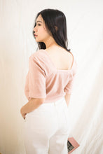 #UQMADE ELVIRA SQUARE NECK BASIC TOP