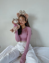 ALEXA KOREAN COZY BARBIE PINK *PRE-ORDER*