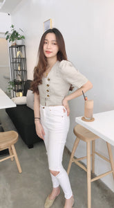 UQMADE KOREAN TIA BLOUSE (1498708377635)