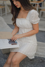 CNY CROCHET LACE PUFFY DRESS (4428985139275)