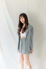 LISA LINEN OUTER in avocado #UQMADE (4292088987683)