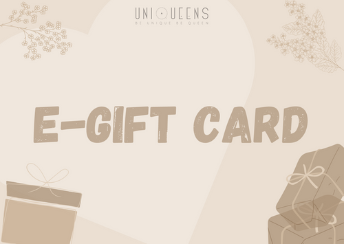 UNIQUEENS GIFT CARD