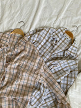 GEINE KOREA SELECT CHECKERED SHIRT [ Backorder Open ]