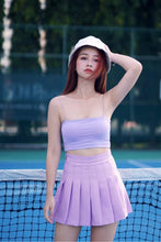 BAE STRING TUBE TOP -LILAC