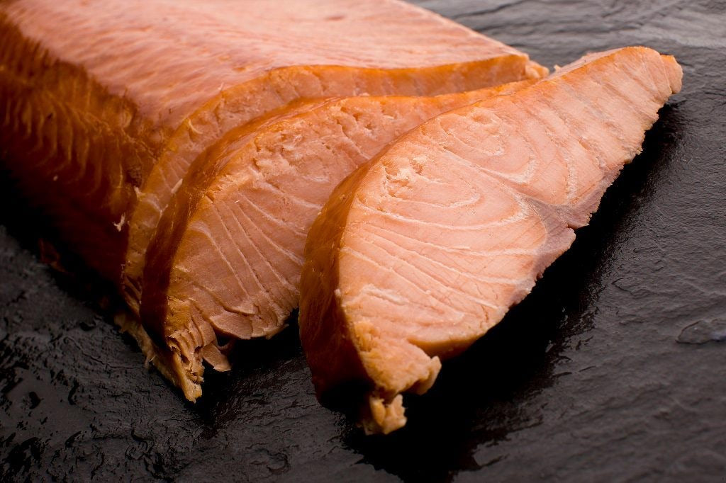 Full Side - Hot Smoked Salmon