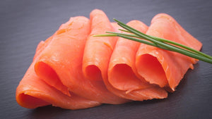 Local Smoked Salmon 100g