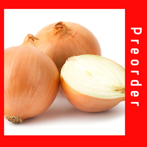 Onions (Xmas delivery week only)