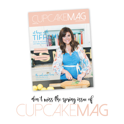 Homeworks Etc For the LIttles Spring 2016 Cupcake Mag