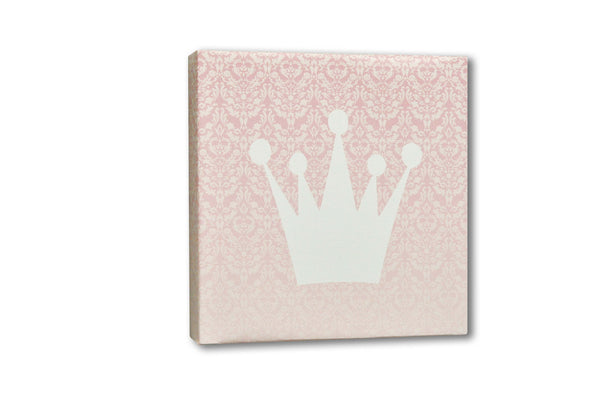Princess Canvas Wall Art for girls room
