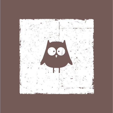 Brown Owl Nursery Canvas Wall Art