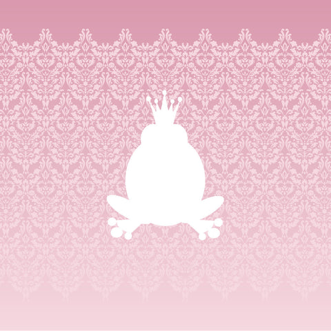 Frog Prince Canvas Wall Art Princess girl room