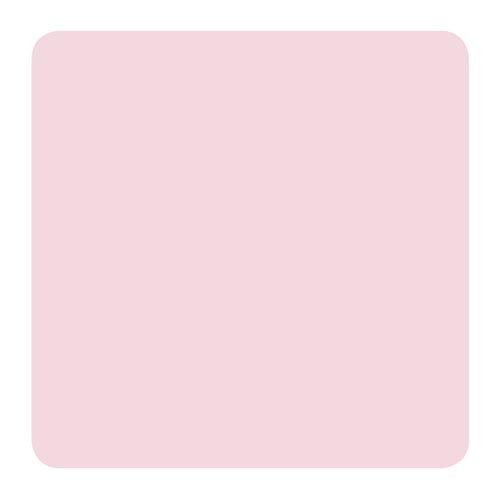 light pink swatch