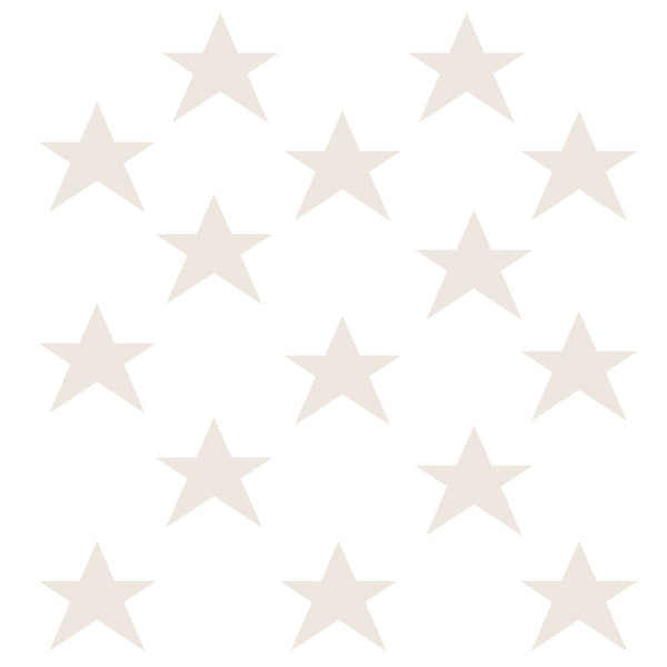 Star Decal Pattern Nursery and Kids Room Wall Decor | Homeworks Etc