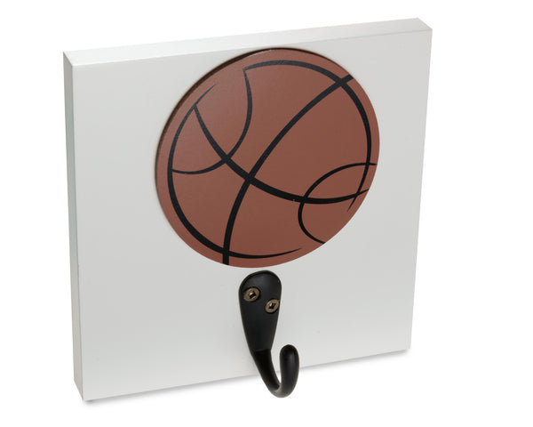 Basketball Kids Room Wall Hook