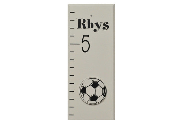Homeworks Etc personalized wood growth chart