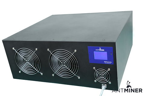 AntMiner S2 - 1TH/s BTC Miner (1watt/GH/s) *Limited Qty Remaining* (Built-in PSU)