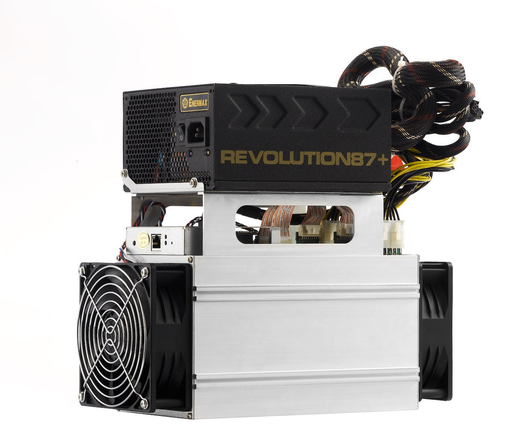 AntMiner S7-LN - 2.7 TH/s (LOW NOISE) Bitcoin Miner + PSU Bundle *SOLD OUT*