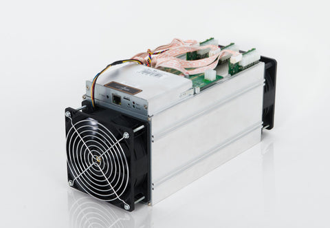 AntMiner S9 - (13TH/s) Bitcoin Miner New (16nm - 0.098 Watt/GH) Pre-Order Shipping April 2017