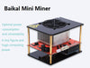 X11 Miner 600MH Baikal Mini ASIC X11 DASH Miner Quad Stack *Plug and Mine* 600MH/s  (*SOLD OUT*)