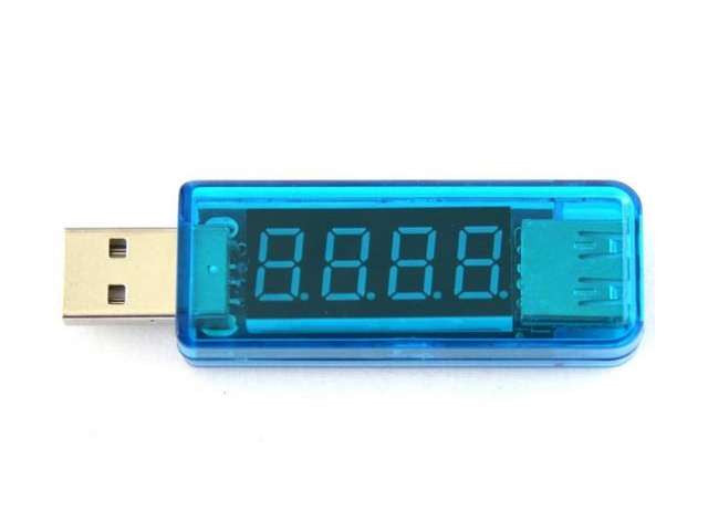 USB Power Meter USB Tester Charging Monitor Voltage Current Multimeter (In Stock Now)