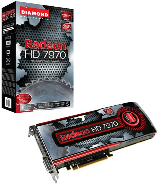 Diamond Radeon HD 7970