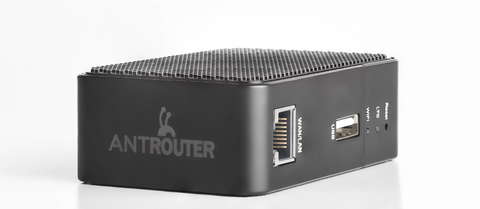 NEW AntRouter R1-LTC - 1.3 MH/s LTC Miner / Wireless Networking Device (Coming Soon)