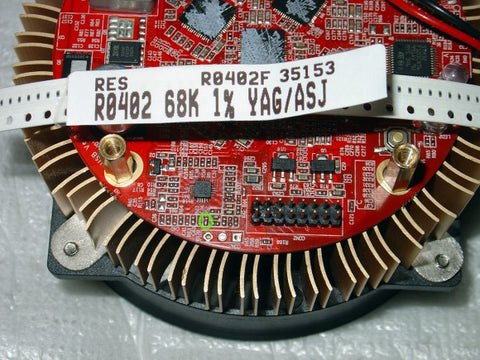 Gridseed ASIC 500kh/s Dualminer Voltage Modification Service