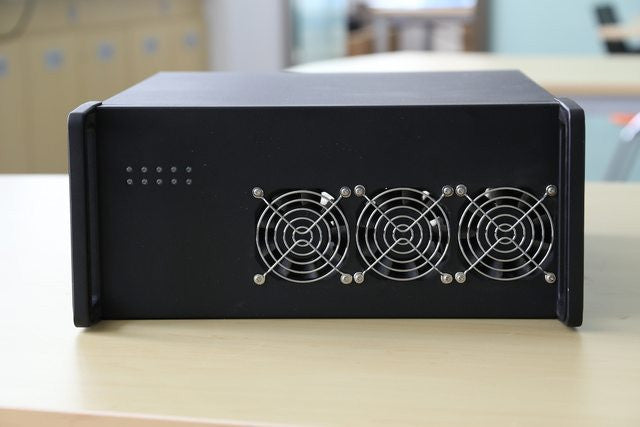 Gridseed ASIC 23+ MH/s G-BLACK Scrypt Miner