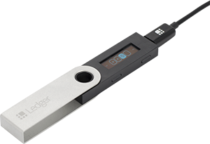 Ledger Nano S - NEW Hardware Bitcoin/Ethereum Secure Wallet *Shipping in September*