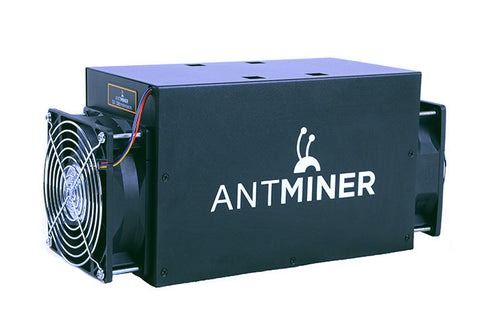 AntMiner S3+ 453~500 GH/s Bitcoin Miner (0.78w/GH) *SOLD OUT*