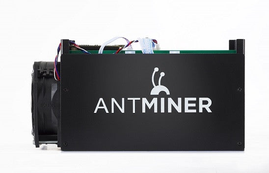 AntMiner S5 - 1.15 TH/s Bitcoin Miner (0.51 Watt/GH) - *Limited Qty*