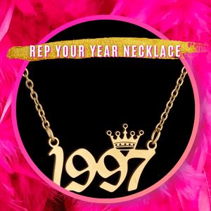 Rep Your Year Pendant