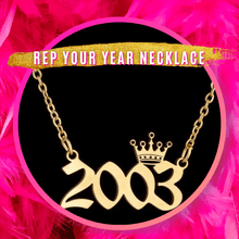 Load image into Gallery viewer, Rep Your Year Pendant