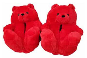 Teddy Bear Slippers🧸