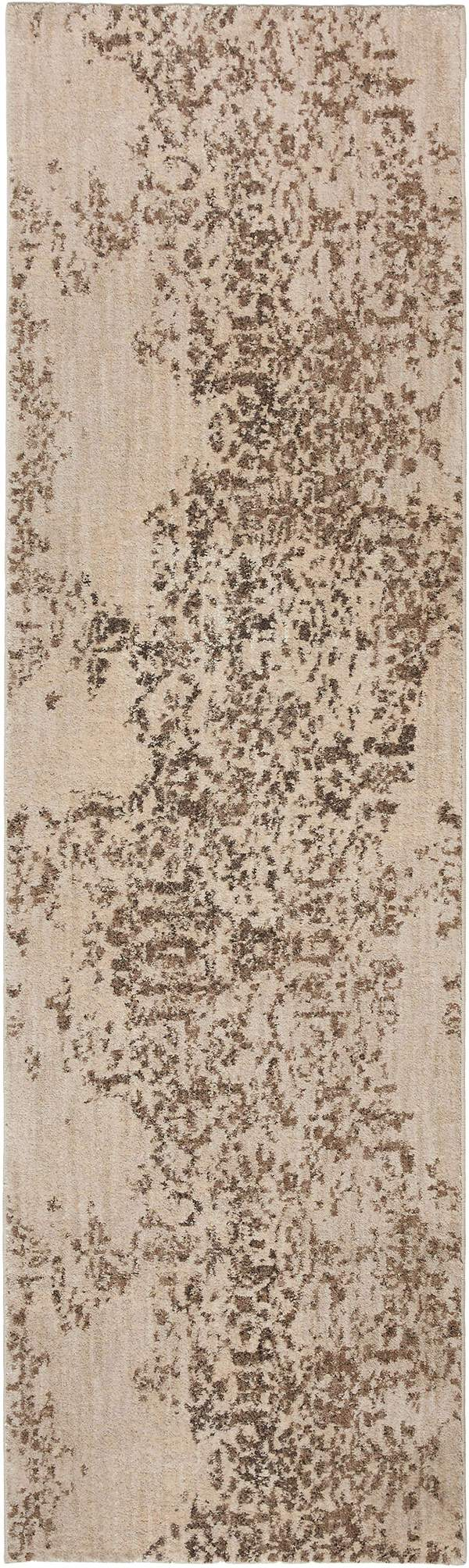Karastan Rugs Cosmopolitan Nirvana Smokey Grey by Virginia Langley