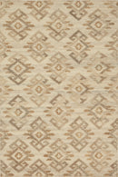 "AK-05 IVORY / BEIGE 1'-6"" x 1'-6"" Sample Swatch"