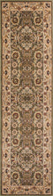 Cambridge 7304 Green/Taupe Kashan