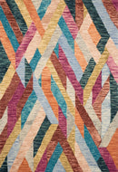 "HAL-02 FIESTA / MULTI 1'-6"" x 1'-6"" Sample Swatch"