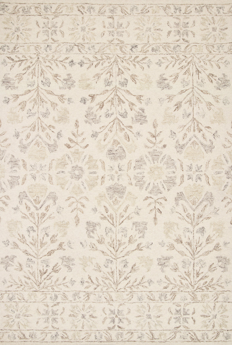 "NOR-02 IVORY / NEUTRAL 2'-3"" x 3'-9"""