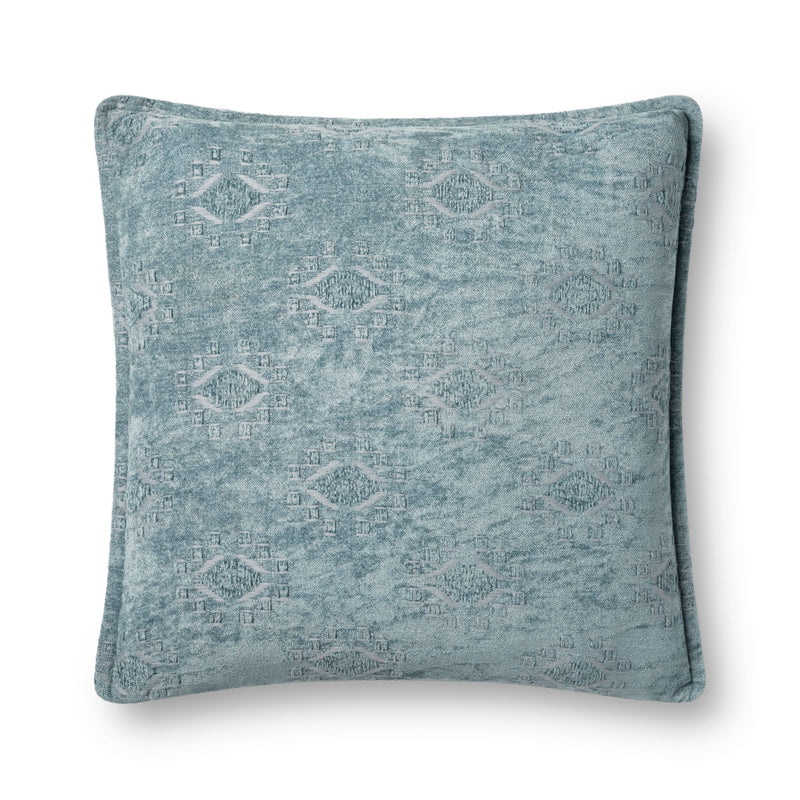 Loloi Pillows P0830 LT. BLUE