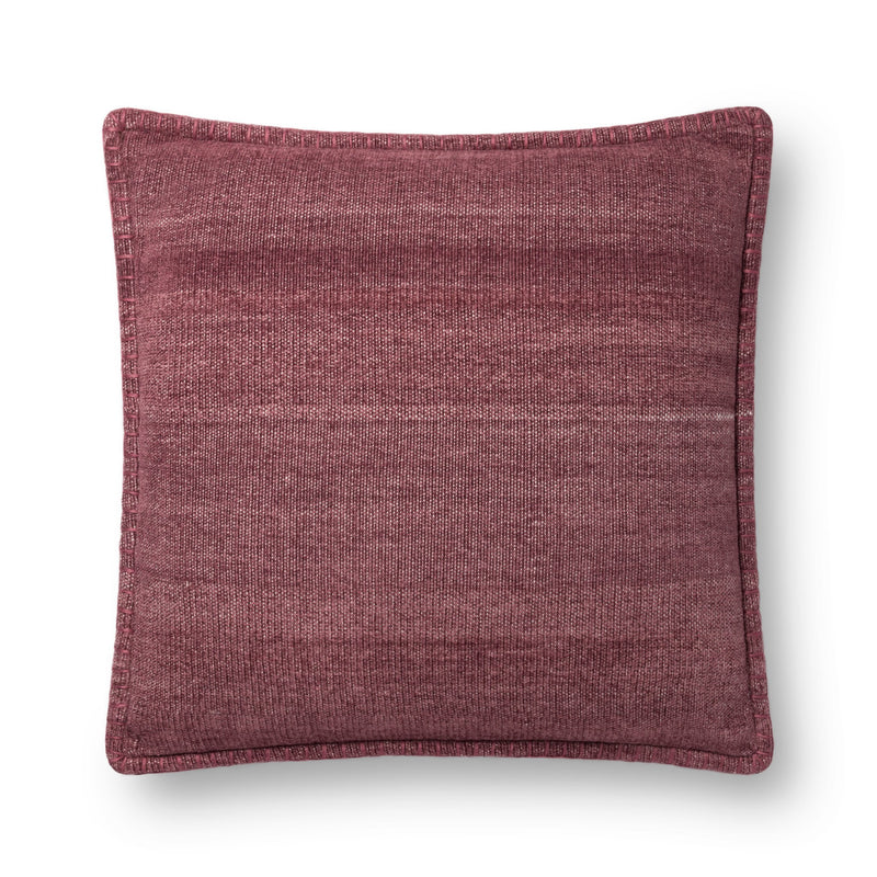 Loloi Pillows P0815 WINE